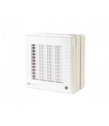 Вентилятор 150 ОК оконный вытяж, обратный клапан